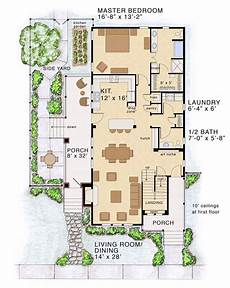 infill house plans new concept infill house plan traditional house plans