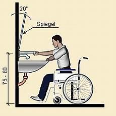 Behindertengerechte Dusche Maße - ein barrierefreies badezimmer planen
