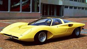 AUTO BLOG Top Ten Italian Car Designs From The 60's And 70's