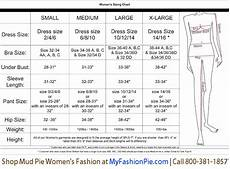 Medium Size Chart Women S Size Chart