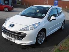 2008 Peugeot 207 Sport Xs 150 White