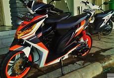 Modifikasi Motor Beat New by Gambar Foto Modifikasi Motor New Honda Beat Fi Penilan