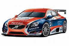 volvo race volvo introduces race version of all new s60 sedan with
