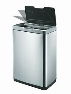 poubelle design cuisine poubelle de cuisine design automatique 224 p 233 dale ou push
