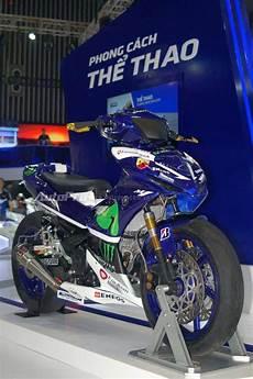 Modifikasi Mx King Movistar by Modifikasi Yamaha Jupiter Mx King Movistar Ini Gagah Tenan