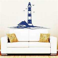 Wandtattoo Leuchtturm Und M 246 Wen Maritime Wohndeko