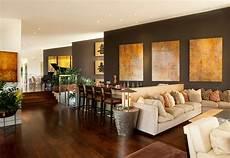 wohnzimmer wandgestaltung braun wandgestaltung in braun 50 wohnzimmer wohnideen
