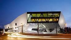 the porsche museum in stuttgart