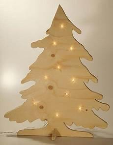weihnachtsbaum aus holz mit beleuchtung lignum naturalis de weihnachtsdeko aus holz