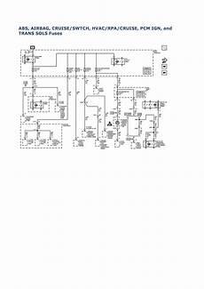 2005 pontiac montana wiring diagram repair guides wiring systems 2006 power distribution schematics autozone