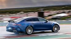 mercedes amg gt 4 2019 mercedes amg gt 4 door drive review automobile magazine