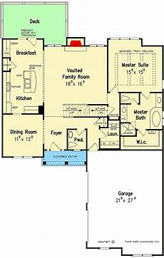 3 garage house plans 3 bed house plan with courtyard entry garage with bonus