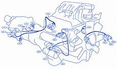 Nissan Wingroad 2005 Engine Electrical Circuit Wiring