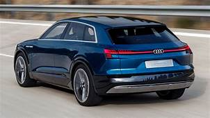 Audi E Tron Quattro Concept 2015 Wallpapers And HD