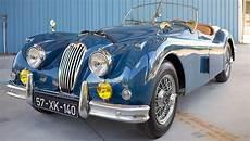 ancienne jaguar cabriolet voiture de collection jaguar xk140 1957 224 vendre