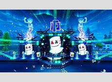 Fortnite Marshmello Event Full Gameplay! (All concert