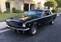 1965 Ford Mustang Coupe K Code 4 Speed For Sale On BaT