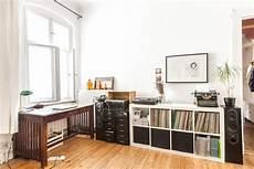 Ein Cooles Arbeitszimmer Helle Und Dunkle M 246 Bel