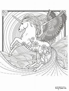 Unicorn Malvorlagen Ig Get This Free Unicorn Coloring Pages For Adults Fz759