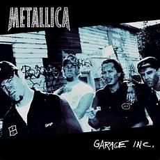 Metallica Garage Inc Album by Metallica Garage Inc Rock Pop