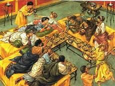 banchetti romani le vie antiche della tavola patina cotidiana ricetta