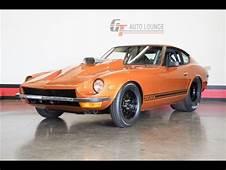 Datsun 240Z Pro Street 9 Sec 1/4 Mile V8 Hot Rod