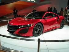 Honda NSX Second Generation  Wikipedia