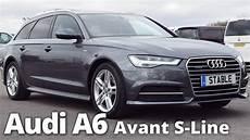 2016 Audi A6 Avant S Line Daytona Grey 2 0 Tdi 190ps