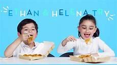 ethan helena try kids try hiho kids youtube