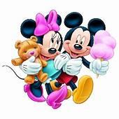 Mickey And Minnie  Cartoon Clipart