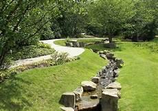 Wasser Im Garten Bachlauf Japanischer Garten Wasser Im