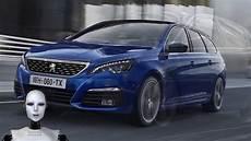 New 2017 Peugeot 308 Facelift Uk Spec