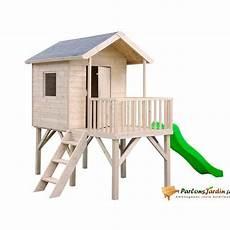 maison sur pilotis enfant maisonnette en bois sur pilotis pour enfants pu achat