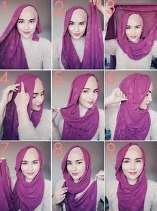 Kumpulan Foto Cara Pakai Jilbab Style Masa Kini