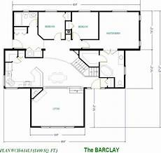 1400 square feet house plans 1400 square foot basement model modular house floor