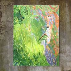Was Ist Acryl - tier gem 228 lde acryl kunst kaufen originale direkt