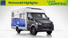 Caravan Messe 2019 - die wohnmobil highlights des caravan salons d 252 sseldorf