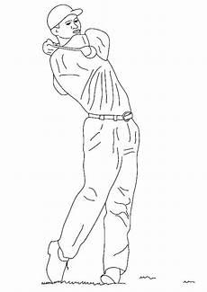 golf ausmalbilder malvorlagen 100 kostenlos