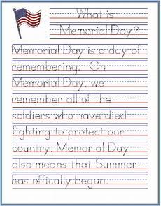 handwriting improving worksheets 21416 free memorial day handwriting worksheet quilting