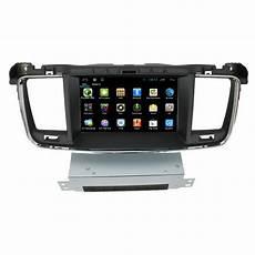 Peugeot 508 Android 3g Wifi Car Radio Gps Bluetooth Ipod