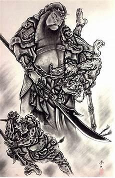 griffe samurai