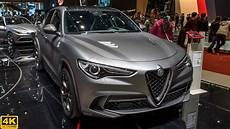 Alfa Romeo Stelvio Quadrifoglio Nring Edition Geneva