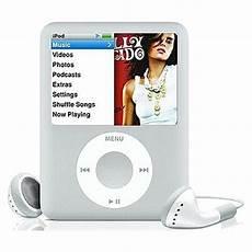 ipod nano generationen apple ipod nano 3rd generation silver 4gb 885909164660