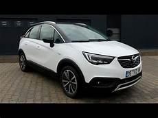 Test Opel Crossland X