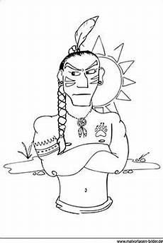 Ausmalbilder Kostenlos Zum Ausdrucken Indianer Cowboys Und Indianer Malvorlagen Ausmalbilder