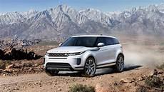 neuer range rover evoque allrad suv mit mild hybrid