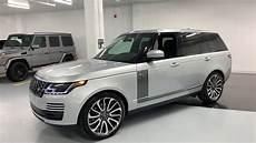 2019 Range Rover Supercharged Walkaround In 4k