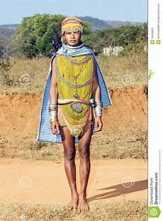 Bonda Tribal Editorial Stock Photo Image Of Orissa