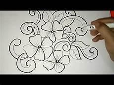 Gambar Batik Quot Bunga Ornamen Quot 1