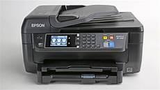 Epson Drucker Test - epson workforce wf 2660dwf im test computer bild